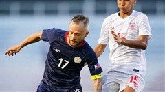 Schrock: Philippines down, chứ không out