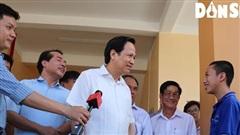Bộ trưởng Đào Ngọc Dung kiểm tra cơ sở cai nghiện ở Tiền Giang