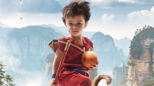 Dân mạng nhũn tim với Goku bé siêu cưng trên poster Bảy Viên Ngọc Rồng của Ghibli nhưng không hay biết mình vừa bị lừa?