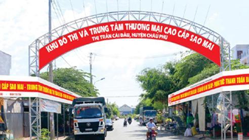 Châu Phú - vựa lúa năng động ở An Giang