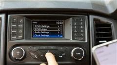 Hệ thống SYNC trên xe Ford hiểu các khẩu lệnh thế nào?