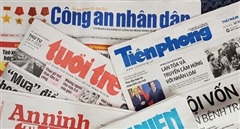 Đề nghị các cơ quan chủ quản phối hợp triển khai quy hoạch báo chí
