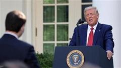 Trump tuyên bố đứng sau quyết định Anh cấm Huawei