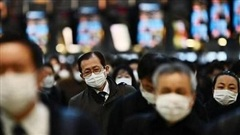 Gia tăng chóng mặt số bệnh nhân COVID-19, Tokyo cảnh báo mức cao nhất