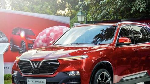 Xe VinFast đồng loạt tăng giá từ hôm nay, cao nhất 75 triệu đồng
