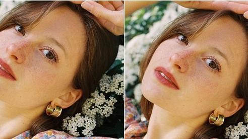 'Nàng thơ' người Pháp đẹp dịu dàng như hoa như sương, đôi mắt 'biết cười' ai cũng rung động thương nhớ