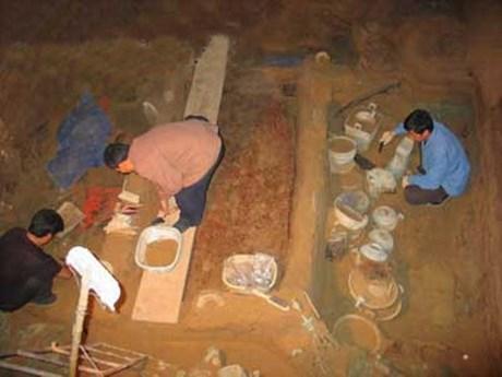 Trung Quốc tìm thấy hơn 1.000 cổ vật đời Đường tại Tân Cương