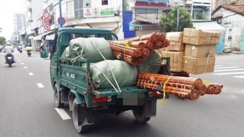 Đề xuất cấm xe 3 bánh vào nội đô TP Hồ Chí Minh