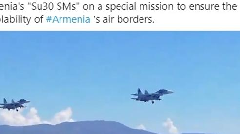 Nóng tại biên giới Armenia-Azerbaijan: Tương quan lực lượng