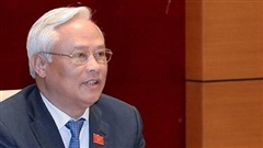 Phó Chủ tịch Quốc hội phê bình Bộ Nội vụ