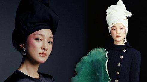 Châu Tấn đẹp đỉnh cao trong photoshoot mới nhưng vẫn bị fan trêu: Chị vừa gội đầu thì bị bắt đi chụp hình liền hả?