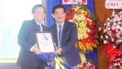 Bệnh viện tuyến tỉnh duy nhất cả nước đón giải thưởng Bạch kim