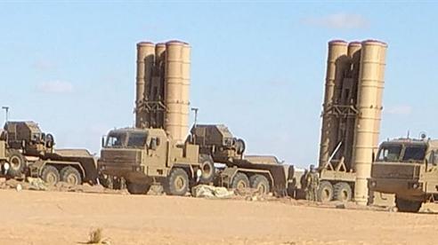 Ai đã chuyển loạt S-300PMU2 cho Quân đội Quốc gia Libya?