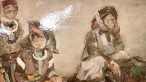 Triển lãm đầu tiên và duy nhất của hoạ sĩ quá cố Bình Đen