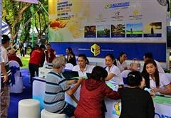 Gần 200 gian hàng tham gia ngày hội du lịch tại TP Hồ Chí Minh