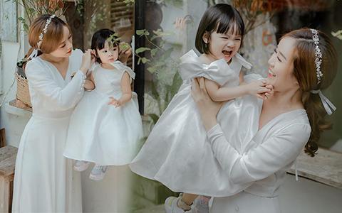 Vợ cũ Hoài Lâm khoe nhan sắc ấn tượng bên 2 con gái cưng, quyết bảo vệ nhóc tỳ trước sóng gió hậu tan vỡ