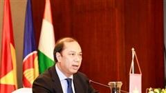 Hội nghị SOM ASEAN-Ấn Độ lần 22 theo hình thức trực tuyến