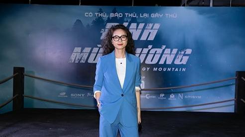 Ngô Thanh Vân và dàn sao Việt háo hức đón chờ bộ phim hành động 'Đỉnh mù sương'