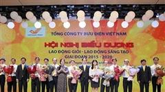 Bưu điện Việt Nam tôn vinh 159 tập thể, cá nhân tiêu biểu