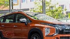 Các trang bị trên SUV 7 chỗ giá rẻ Mitsubishi Xpander Cross