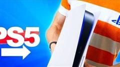 PS5 có trọng lượng khoảng 4,78kg, nặng gần gấp đôi PS4