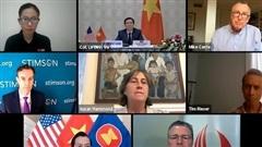 Đại sứ Việt Nam dự tọa đàm về khắc phục hậu quả chiến tranh tại Mỹ