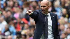 Zidane - 'gã thợ hàn' ở Real Madrid