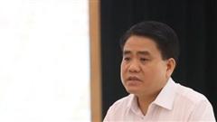Chủ tịch Nguyễn Đức Chung nêu lý do căn cơ dẫn đến việc người dân liên tục chặn xe rác ở Hà Nội