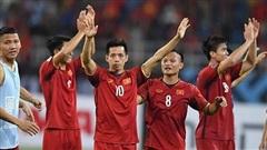 Đội tuyển Việt Nam duy trì vị trí 94 trên bảng xếp hạng FIFA