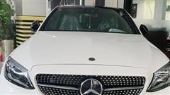 Mercedes-Benz C 300 AMG 2020 về đại lý: Thêm trang bị gây tranh cãi, giá 1,939 tỷ đồng