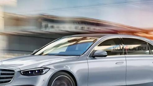Xem trước Mercedes-Benz S-Class 2021 ra mắt trong tháng 9: Tuyệt phẩm cho giới nhà giàu