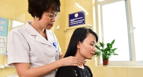 Ung thư tuyến giáp gia tăng nhưng tỉ lệ chữa khỏi cao