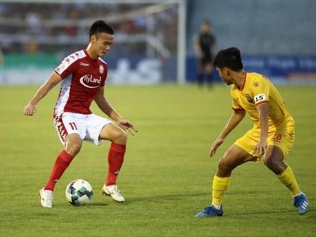 V-League 2020: TP.HCM 'gục ngã' trước Hồng Lĩnh Hà Tĩnh