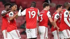 Đánh bại Liverpool, Arsenal tự tin hướng về phía trước