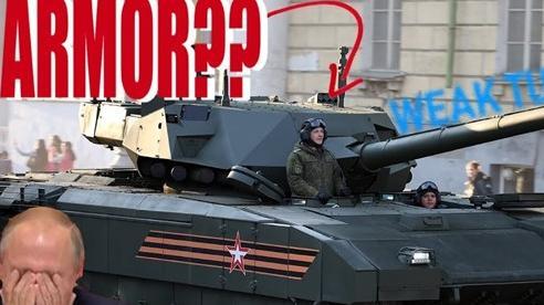 Chuyên gia Mỹ: Biệt tài cường điệu của Nga có biến xe tăng Armata thành 'hữu danh vô thực'?