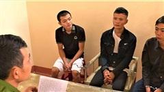 Bắt ba đối tượng gây ra hàng loạt vụ trộm cắp tài sản ở Đắk Lắk