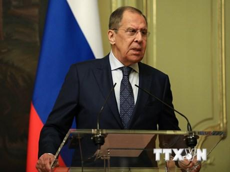 Ngoại trưởng Nga-Trung Quốc trao đổi 'nhiều vấn đề quan trọng'