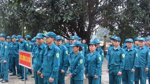 Chế độ phụ cấp chức vụ chỉ huy dân quân tự vệ
