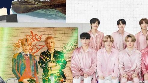 BXH thương hiệu thành viên boygroup Kpop tháng 7/2020: EXO-SC tăng tốc, 'phá' kế hoạch thống trị top 5 của BTS