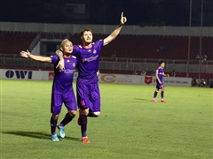 Sài Gòn FC thắng đậm Nam Định, tiếp tục chuỗi trận bất bại ở V-League
