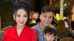 Lâm Khánh Chi được chồng trẻ tặng trang sức kim cương đắt tiền nhân dịp sinh nhật