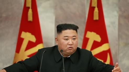 Ông Kim Jong-un chủ trì cuộc họp Quân ủy Trung ương