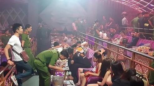 Đồng Nai: Phát hiện gần 100 đối tượng dương tính với ma túy trong quán bar, karaoke