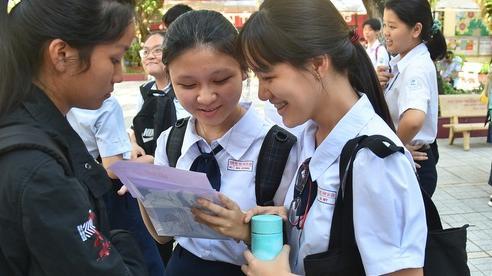 Đáp án chính thức các môn thi tuyển sinh lớp 10 ở TP HCM