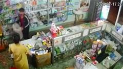 Bất ngờ thông tin về kẻ hung hãn cướp hiệu thuốc trong đêm tại Điện Biên