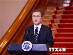 Hàn Quốc thúc đẩy dự án hợp tác liên thành phố với Triều Tiên