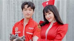 Việt Thắng Idol mất 4 tiếng thực hiện cảnh hôn Elly Trần