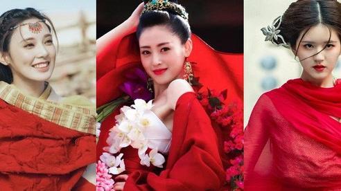 10 mỹ nữ web drama hot nhất xứ Trung: Thiếu sao được 'Thánh nữ xuyên không' Triệu Lộ Tư