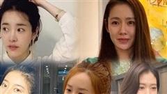 Han Ji Min hóa nữ thần 20 tuổi, áp đảo nhan sắc Son Ye Jin - Yoona và Suzy