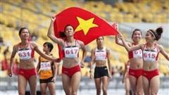 Vận động viên đội tuyển thể thao quốc gia được hưởng chế độ dinh dưỡng 640.000 đồng/ngày